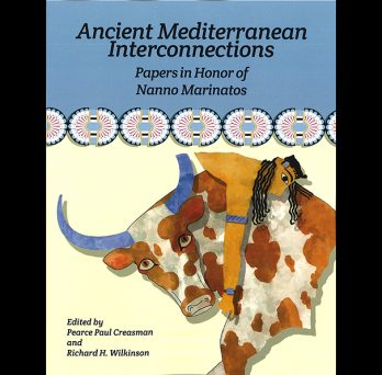 Cover of Ancient Mediterranean Interconnections festschrift